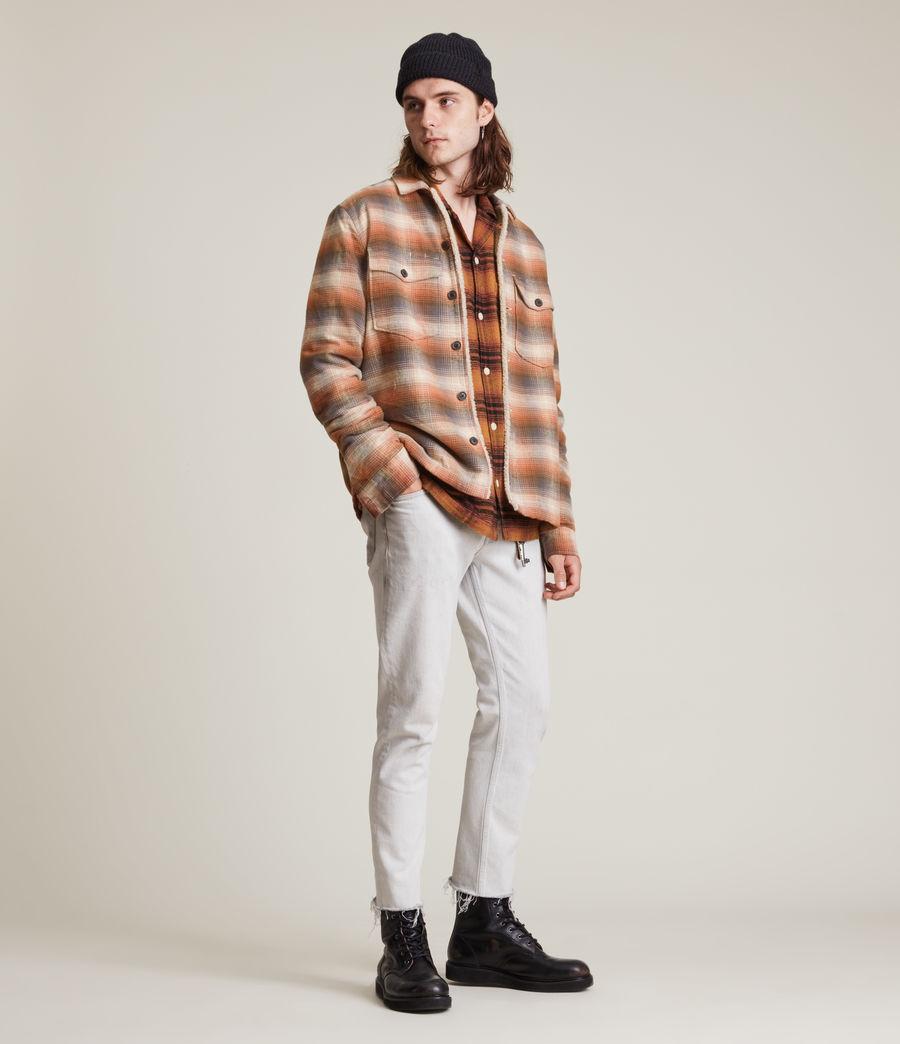 Men's Furnace Jacket (mocha_brown) - Image 1