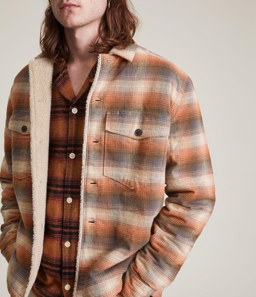 Men's Furnace Jacket (mocha_brown) - Image 2