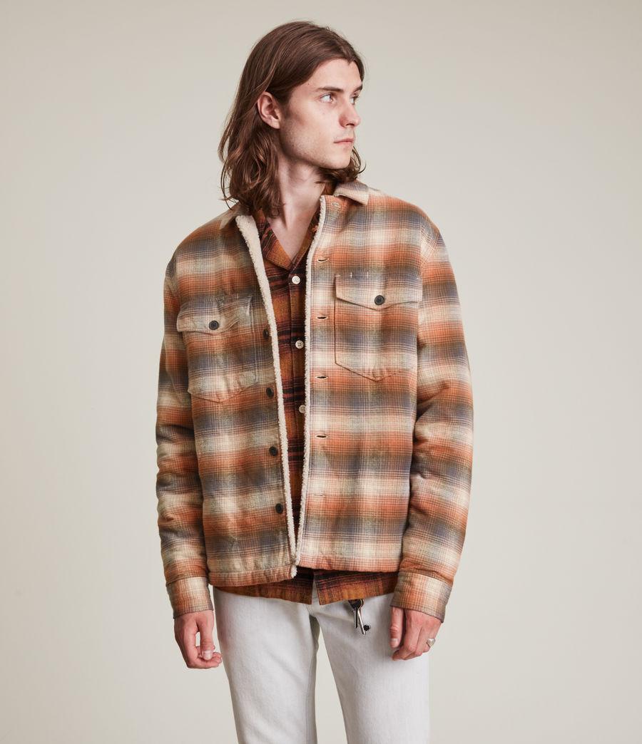 Men's Furnace Jacket (mocha_brown) - Image 3