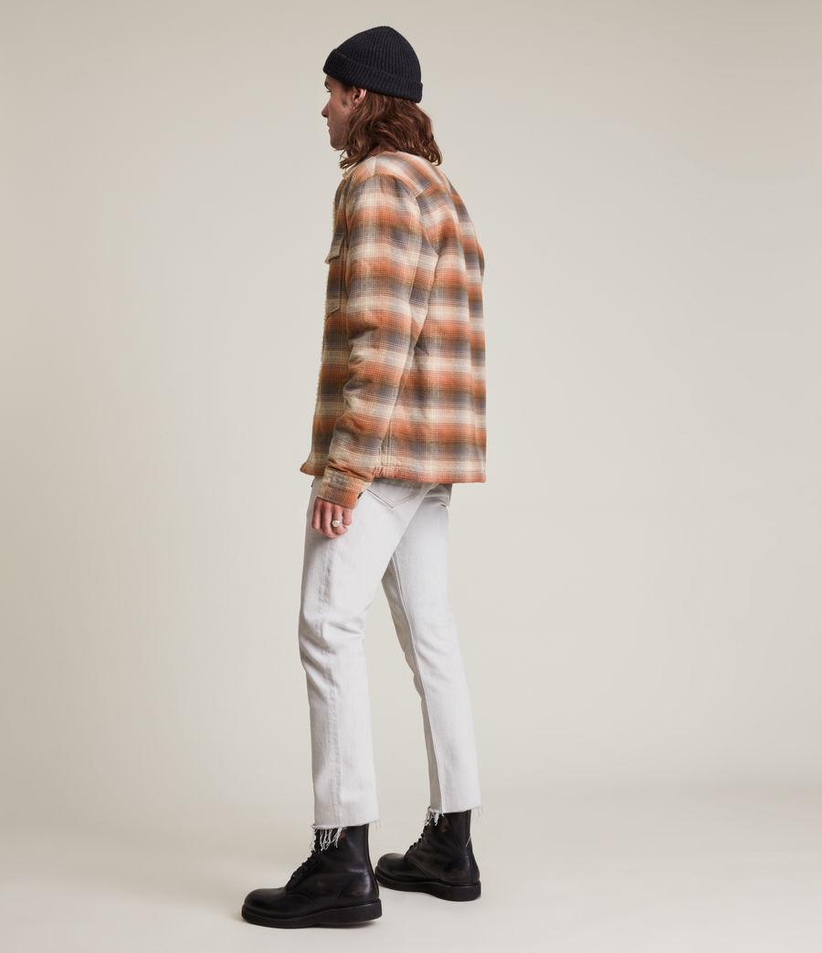 Men's Furnace Jacket (mocha_brown) - Image 4