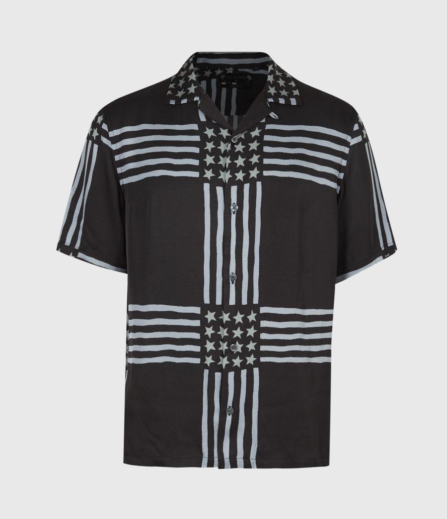 Men's Union Shirt (jet_black) - Image 2