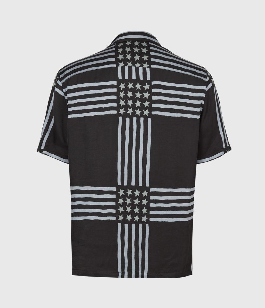 Men's Union Shirt (jet_black) - Image 3