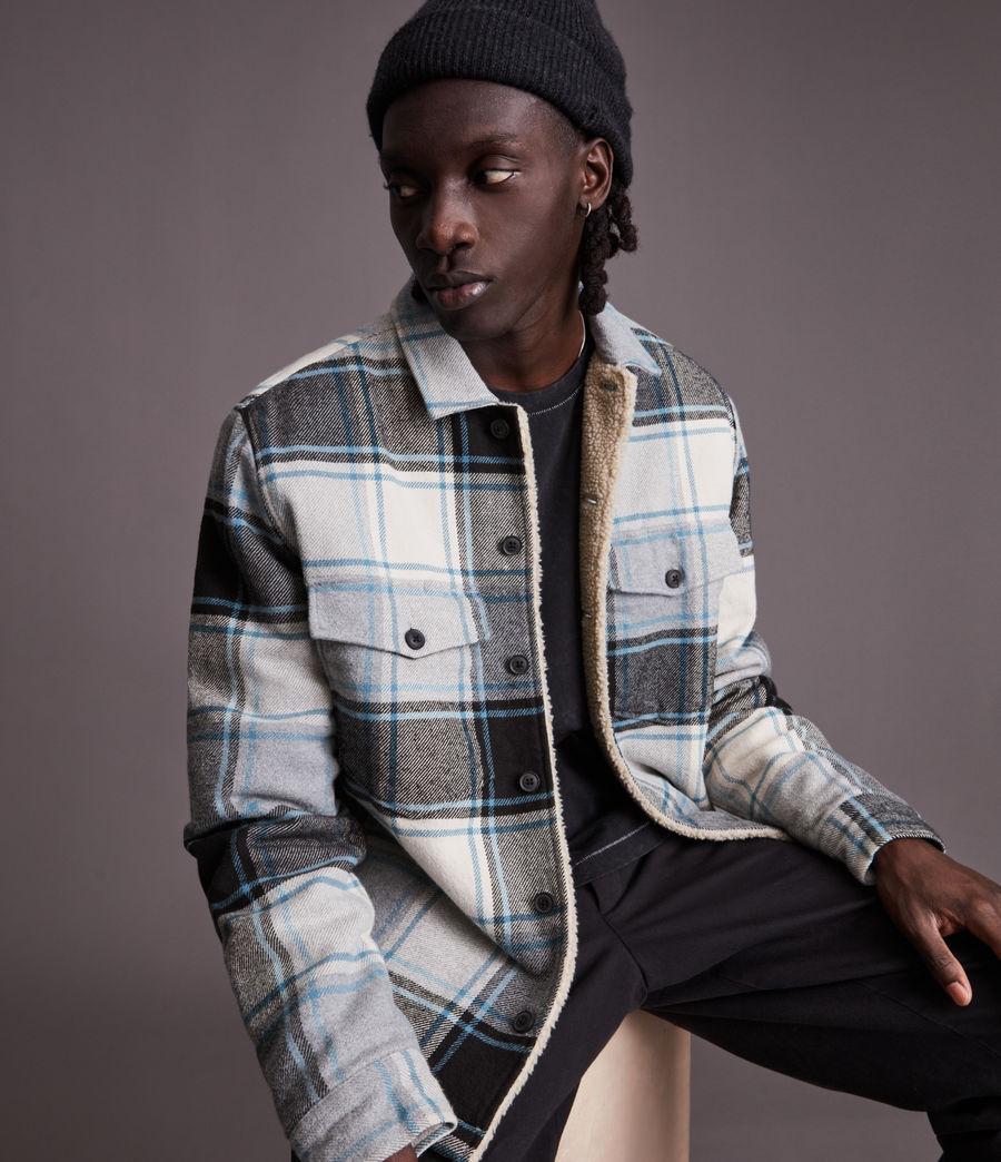 Men's Ashtree Jacket (grey_melange) - Image 1