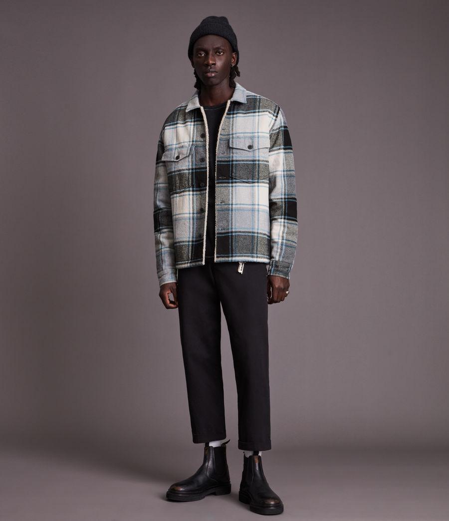 Men's Ashtree Jacket (grey_melange) - Image 2