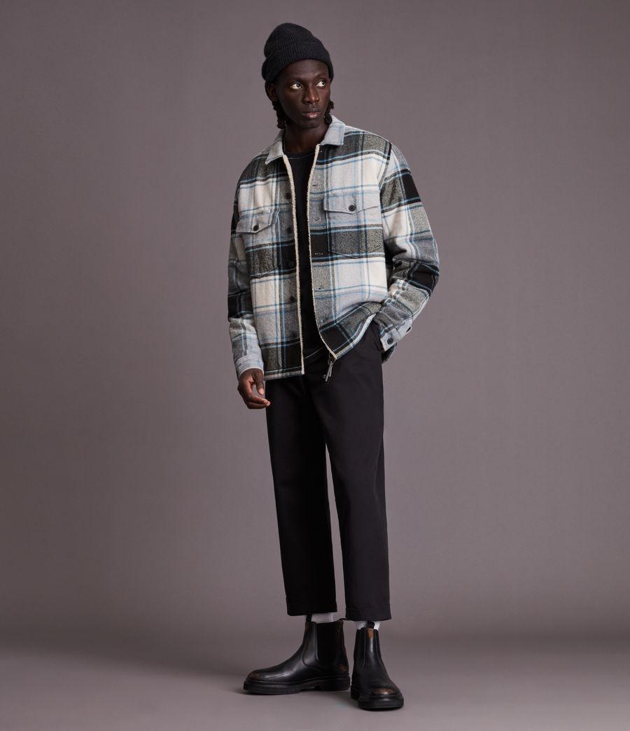 Men's Ashtree Jacket (grey_melange) - Image 3