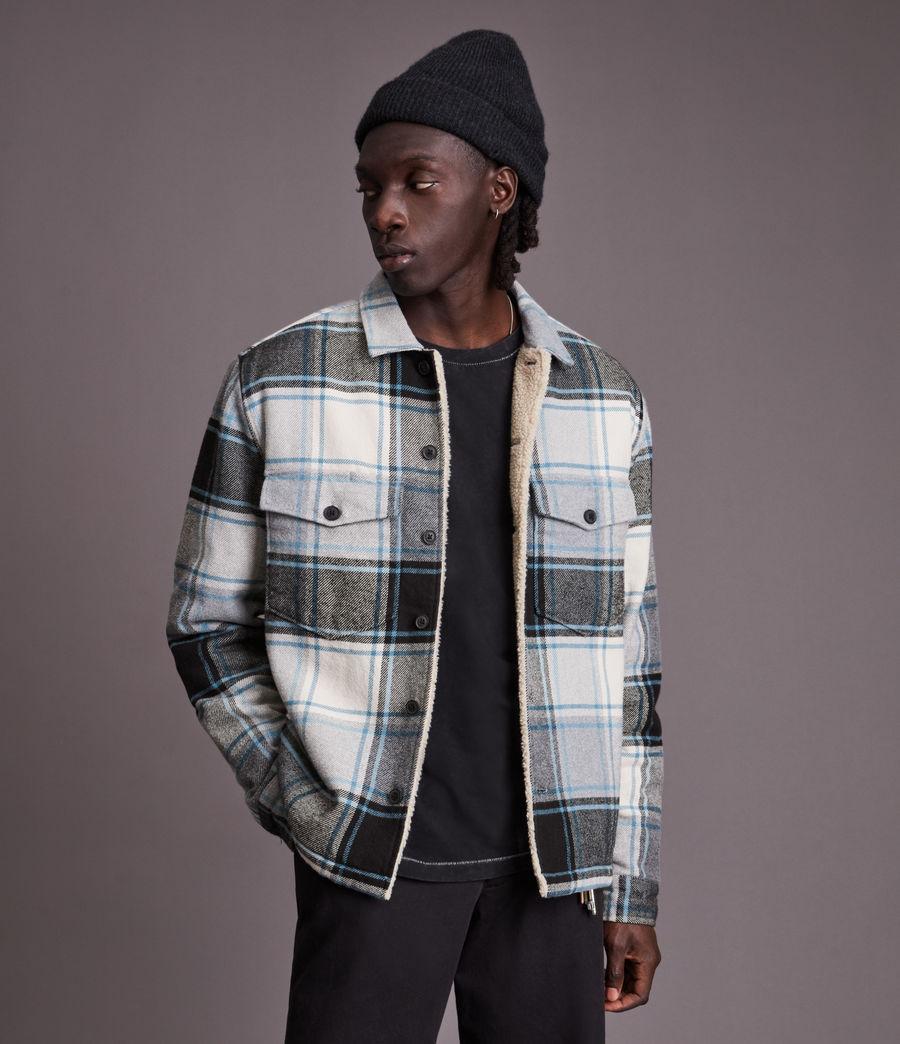 Men's Ashtree Jacket (grey_melange) - Image 4