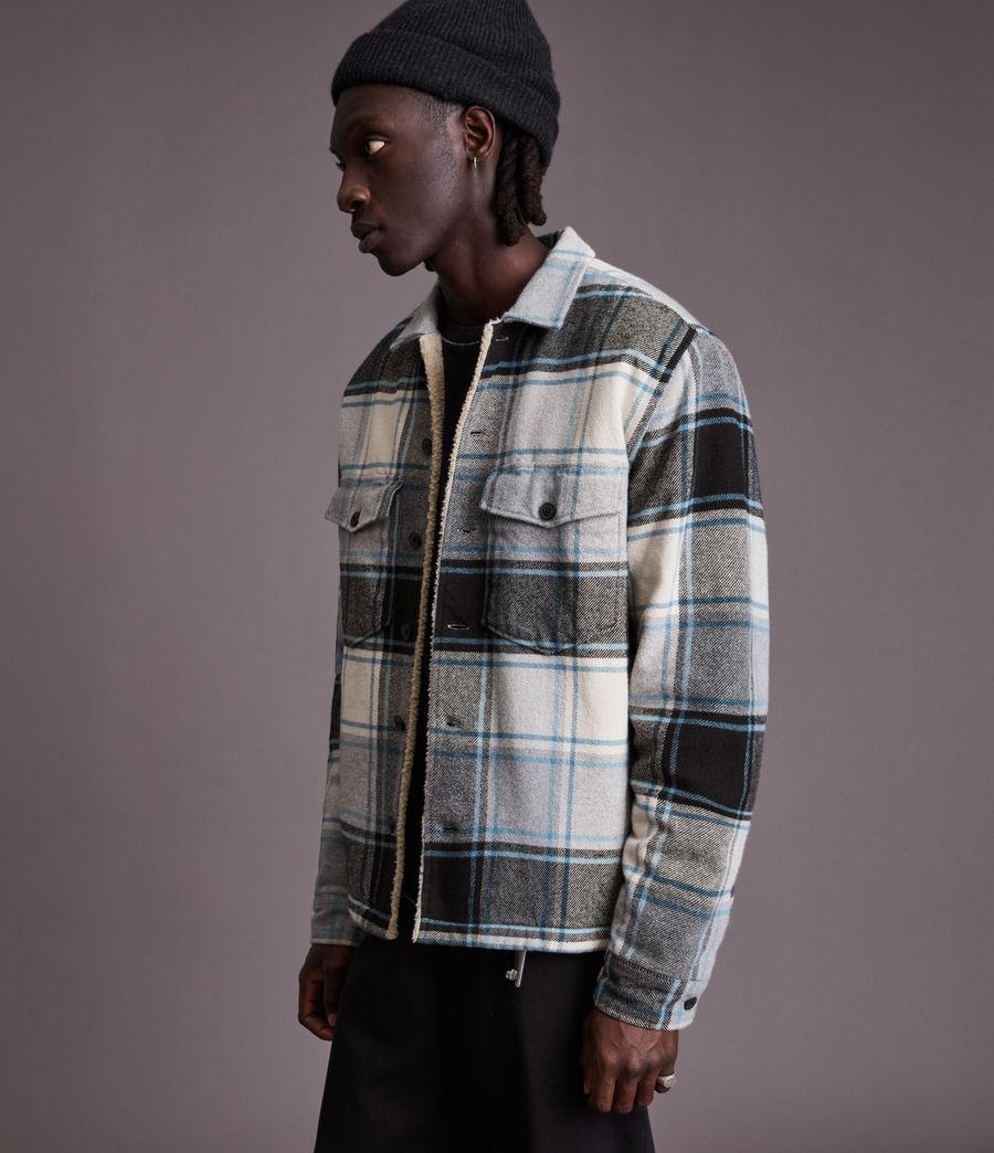 Men's Ashtree Jacket (grey_melange) - Image 5
