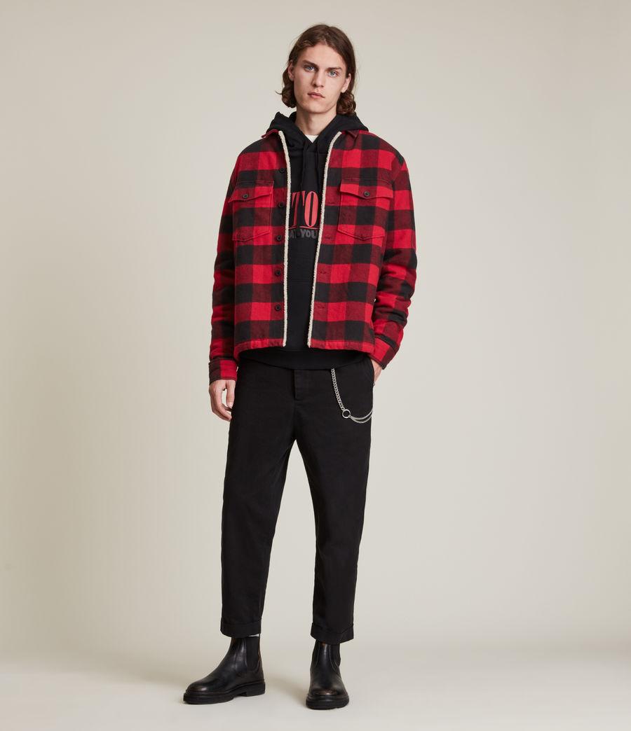 Men's Claypool Jacket (sienna_red) - Image 2