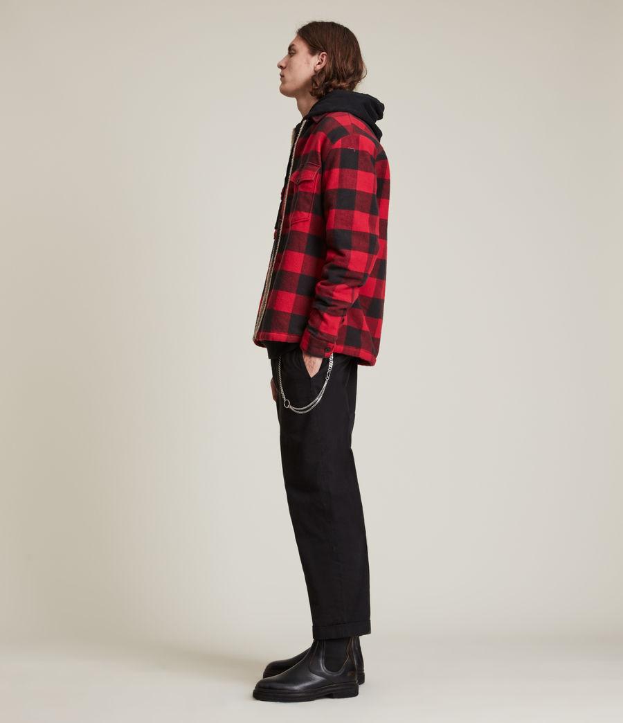 Men's Claypool Jacket (sienna_red) - Image 4