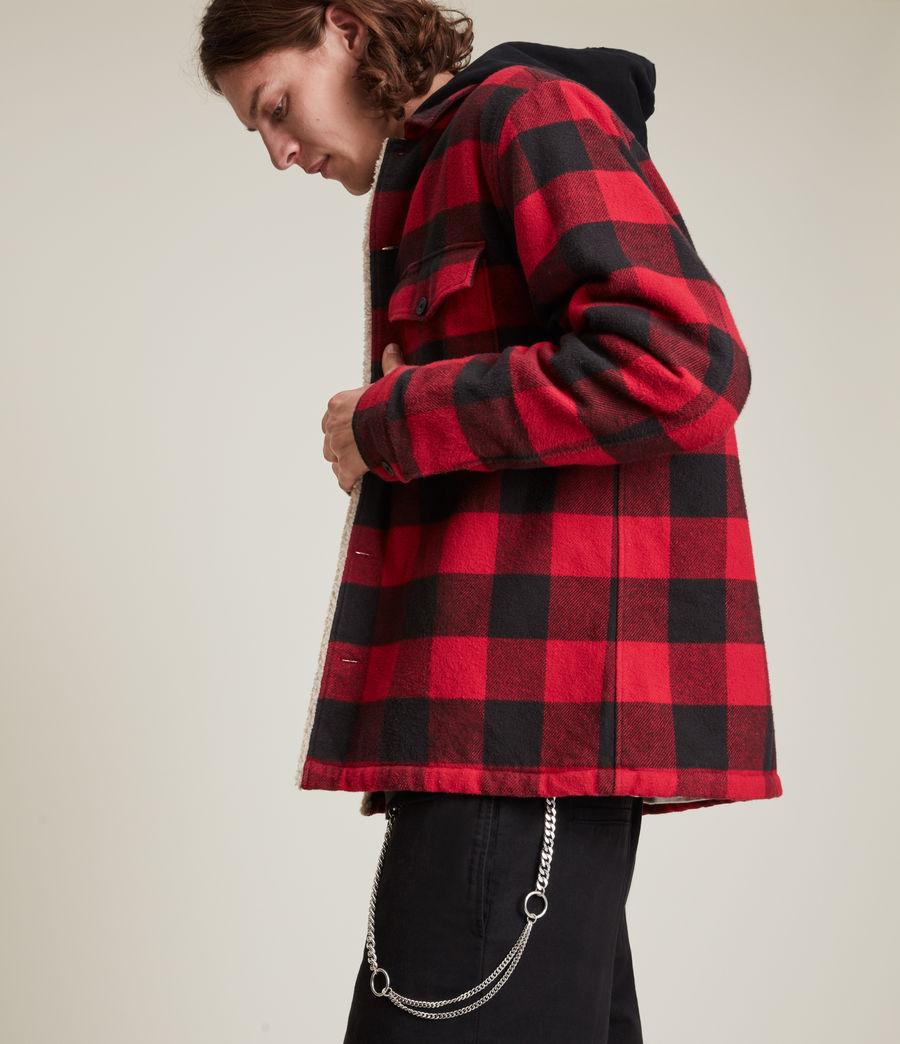 Men's Claypool Jacket (sienna_red) - Image 5