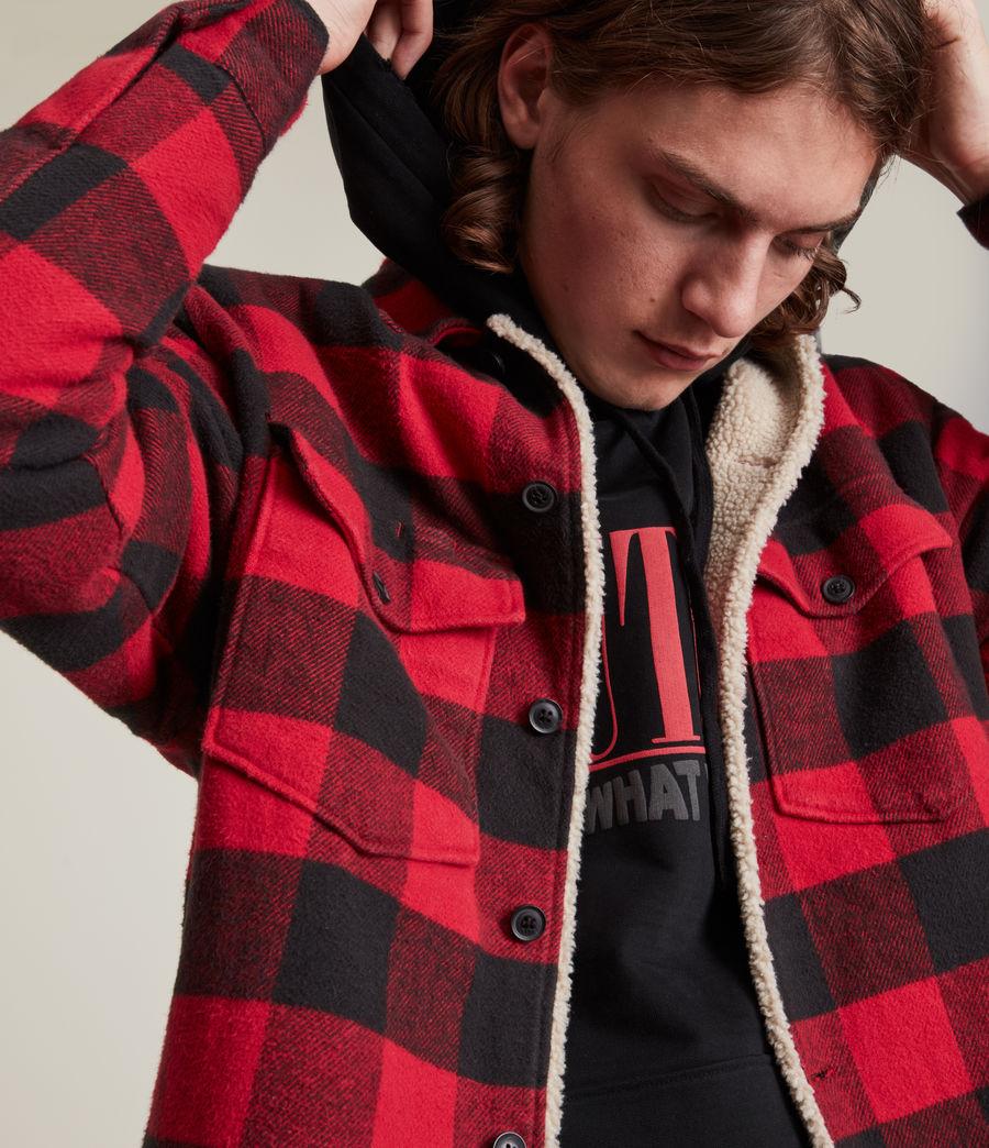 Men's Claypool Jacket (sienna_red) - Image 6