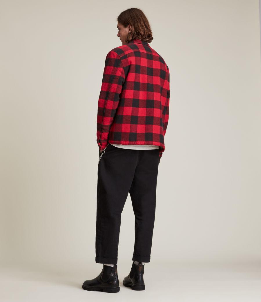 Men's Claypool Jacket (sienna_red) - Image 7