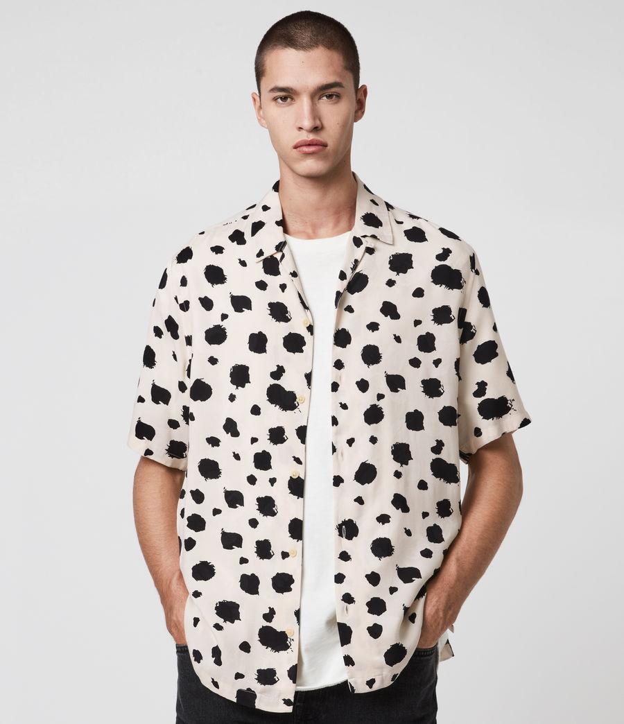 Men's Candeli Shirt (ecru) - Image 1