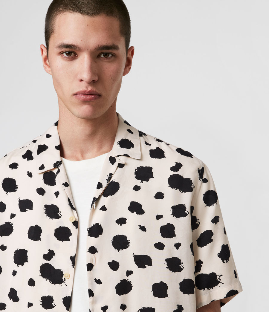 Men's Candeli Shirt (ecru) - Image 2