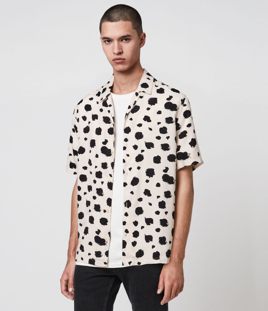Men's Candeli Shirt (ecru) - Image 4