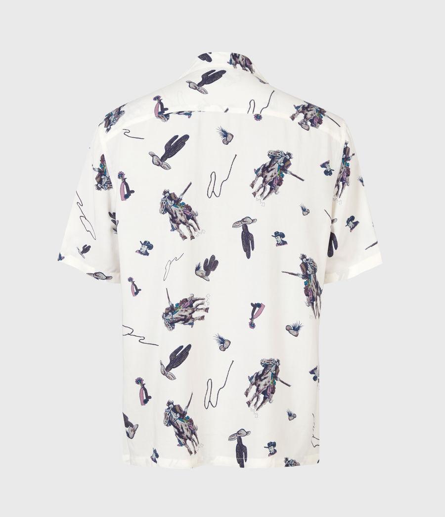 Men's Vaquero Shirt (ecru) - Image 3