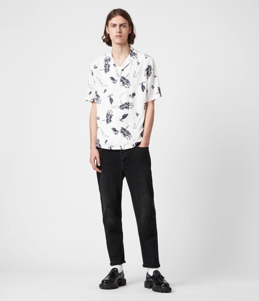 Men's Vaquero Shirt (ecru) - Image 6