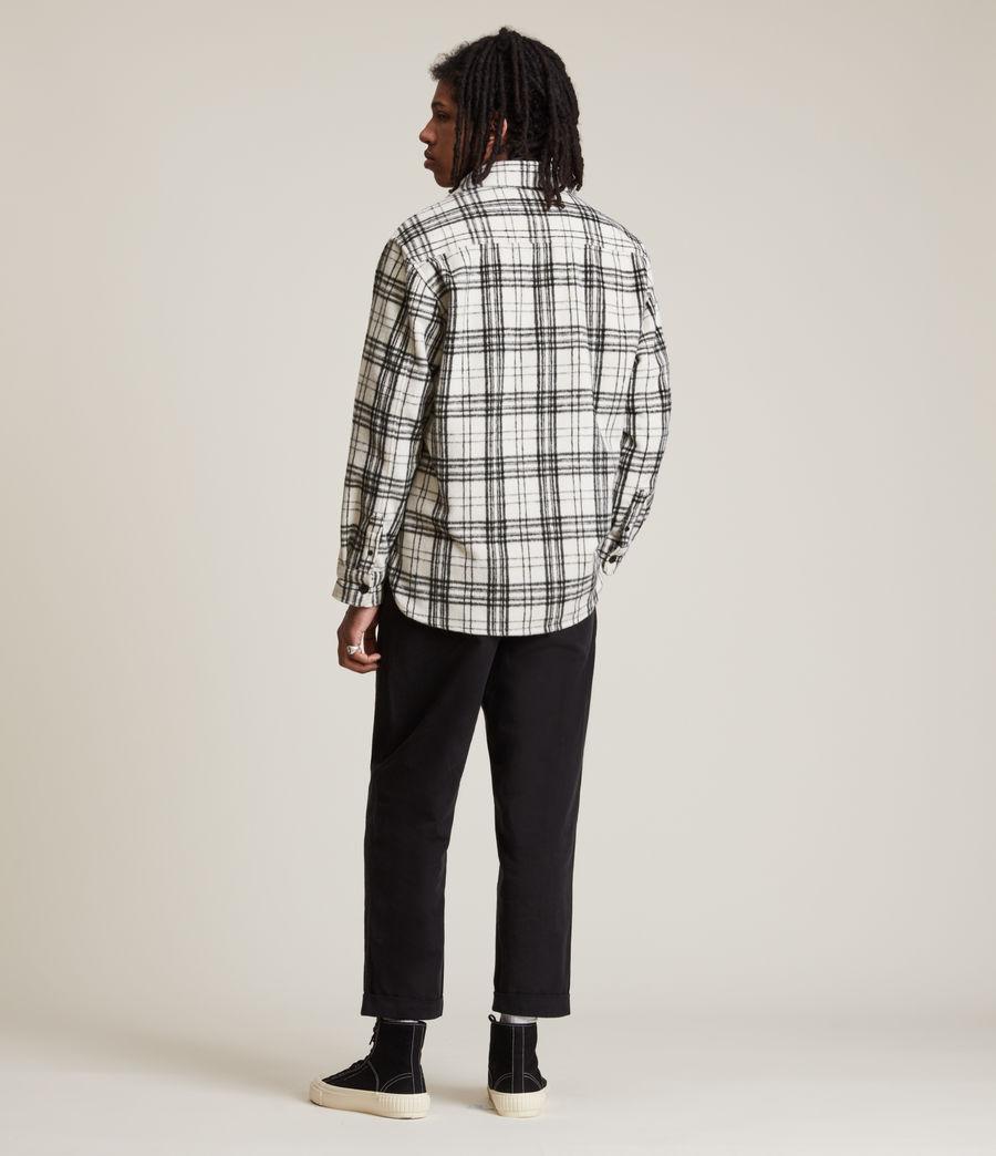 Mens Coeburn Shirt (white) - Image 6