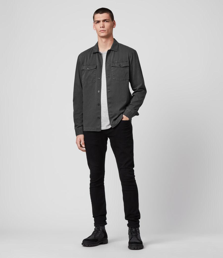 Mens Spotter Shirt (iron_grey) - Image 3