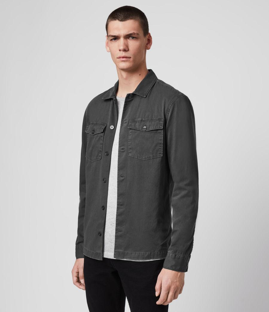 Mens Spotter Shirt (iron_grey) - Image 4