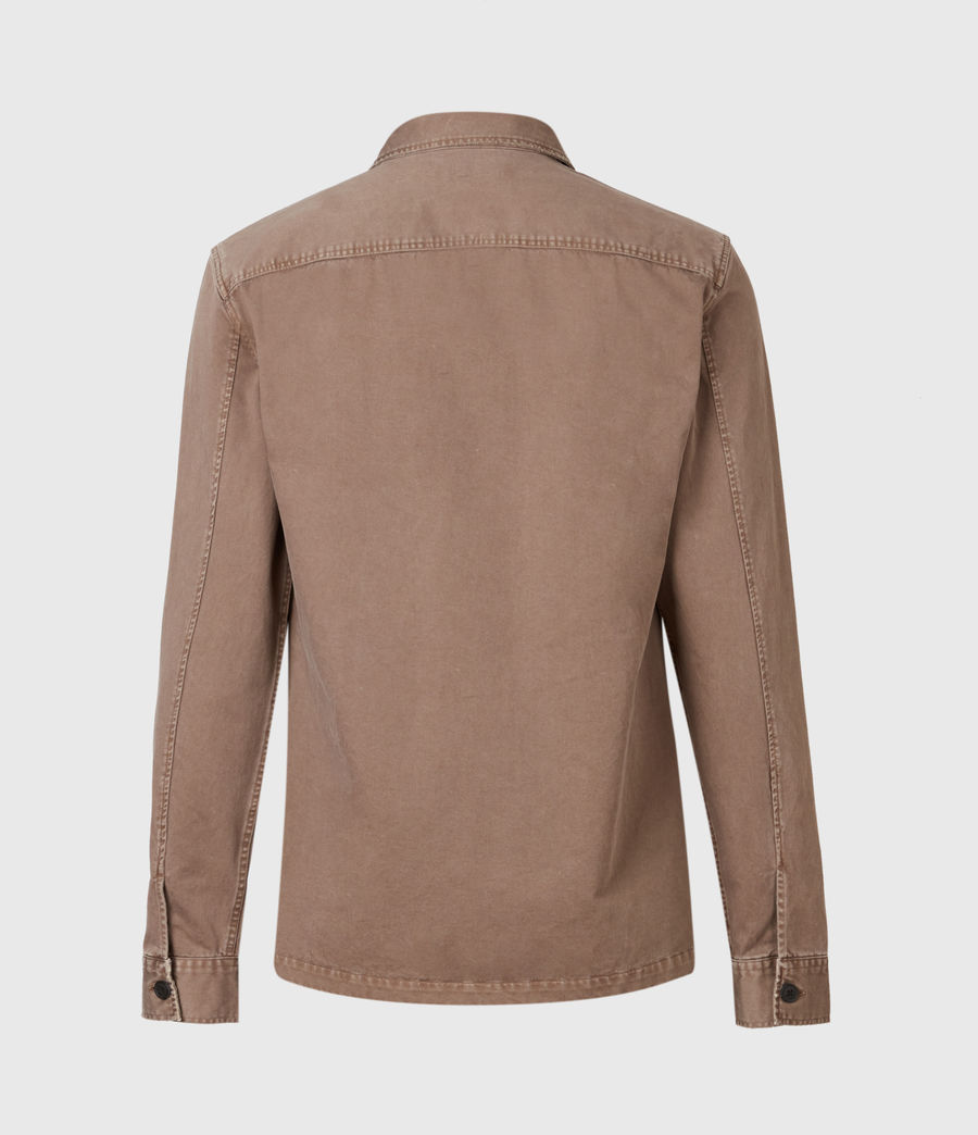 Men's Firebase Shirt (mushroom_brown) - Image 3