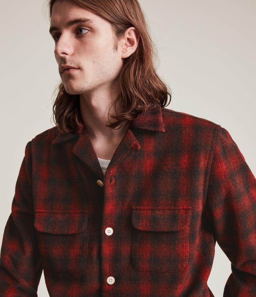Men's Bernstadt Shirt (sienna_red) - Image 2