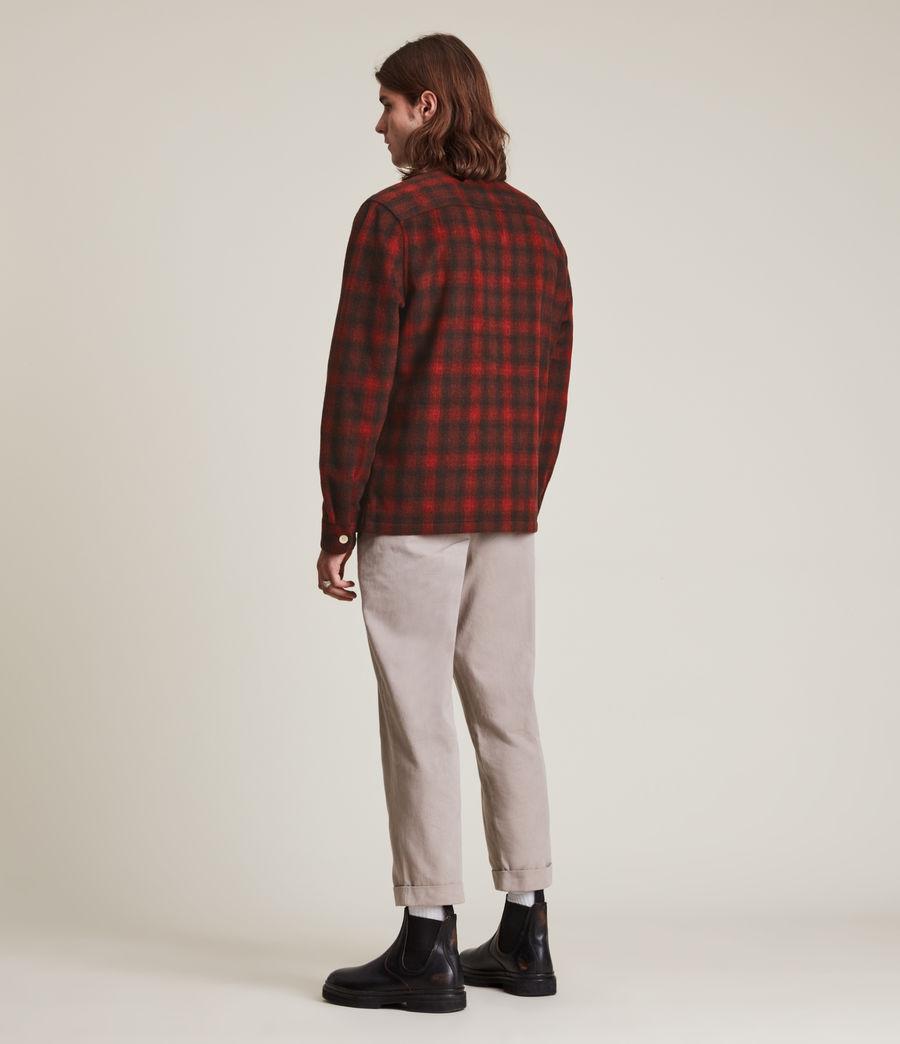 Men's Bernstadt Shirt (sienna_red) - Image 6
