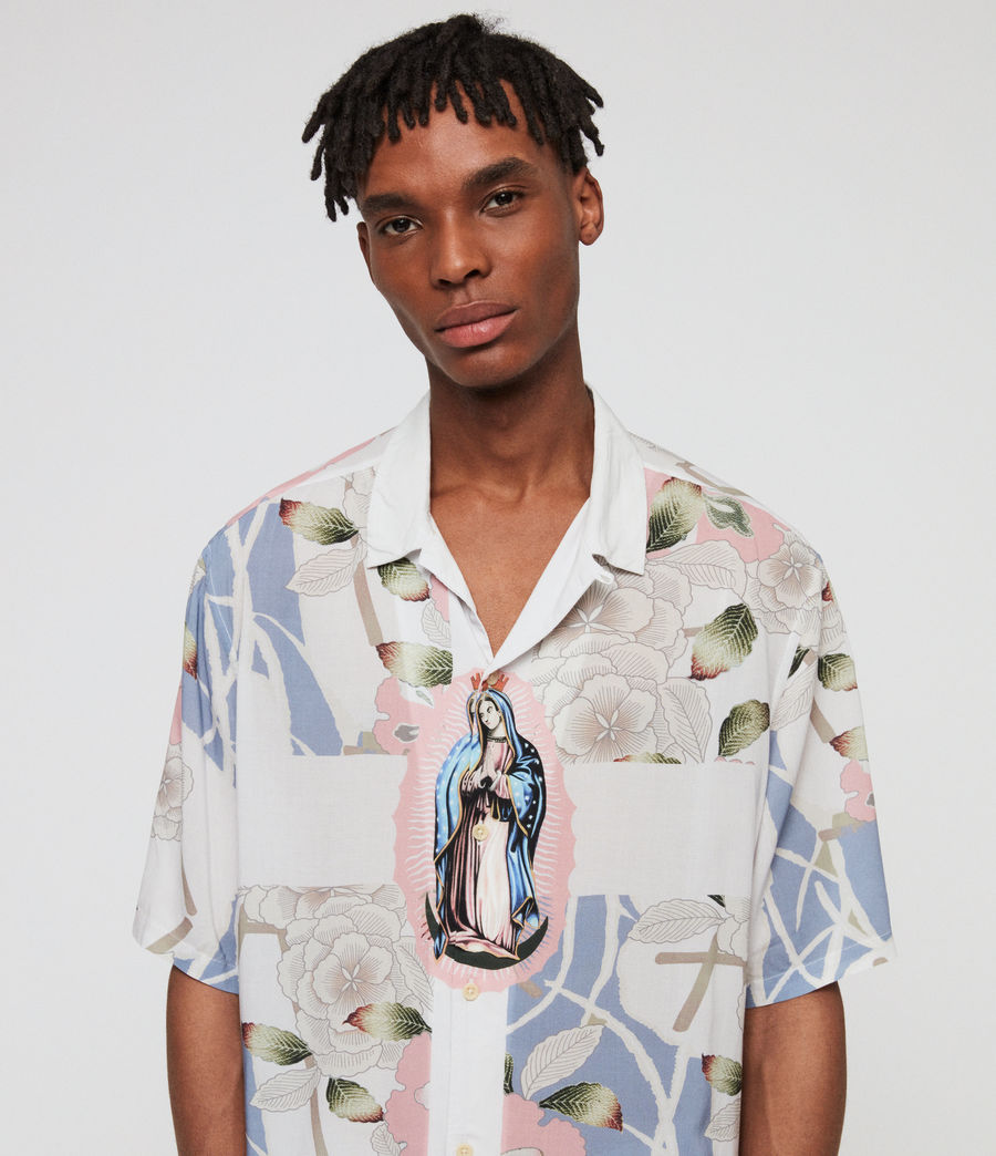 Mens Puerto Shirt (off_white) - Image 2