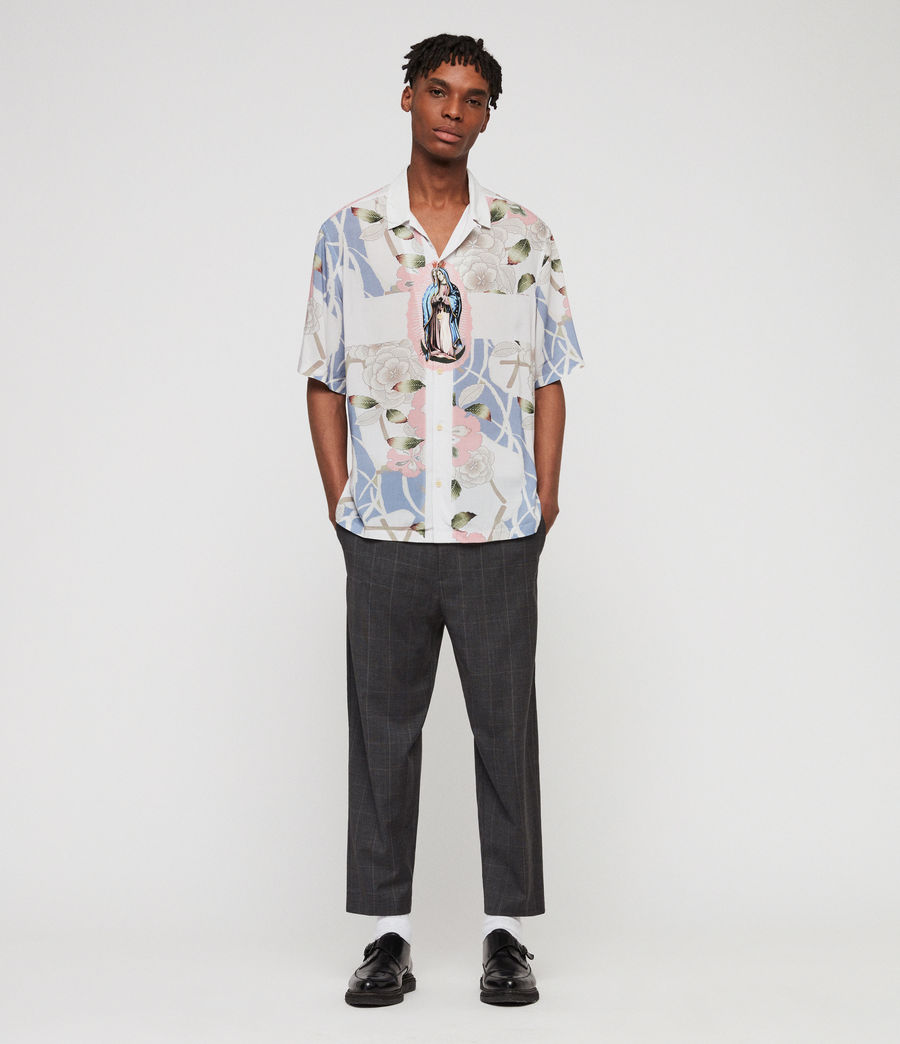 Mens Puerto Shirt (off_white) - Image 3