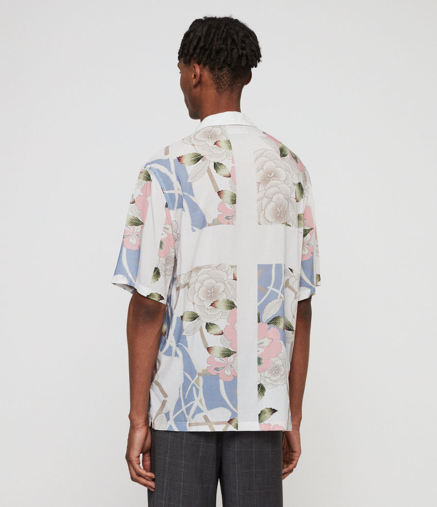 Mens Puerto Shirt (off_white) - Image 5