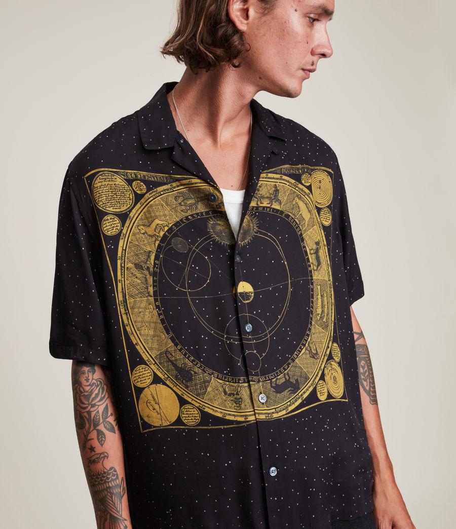 Herren Starchart Shirt (black) - Image 2