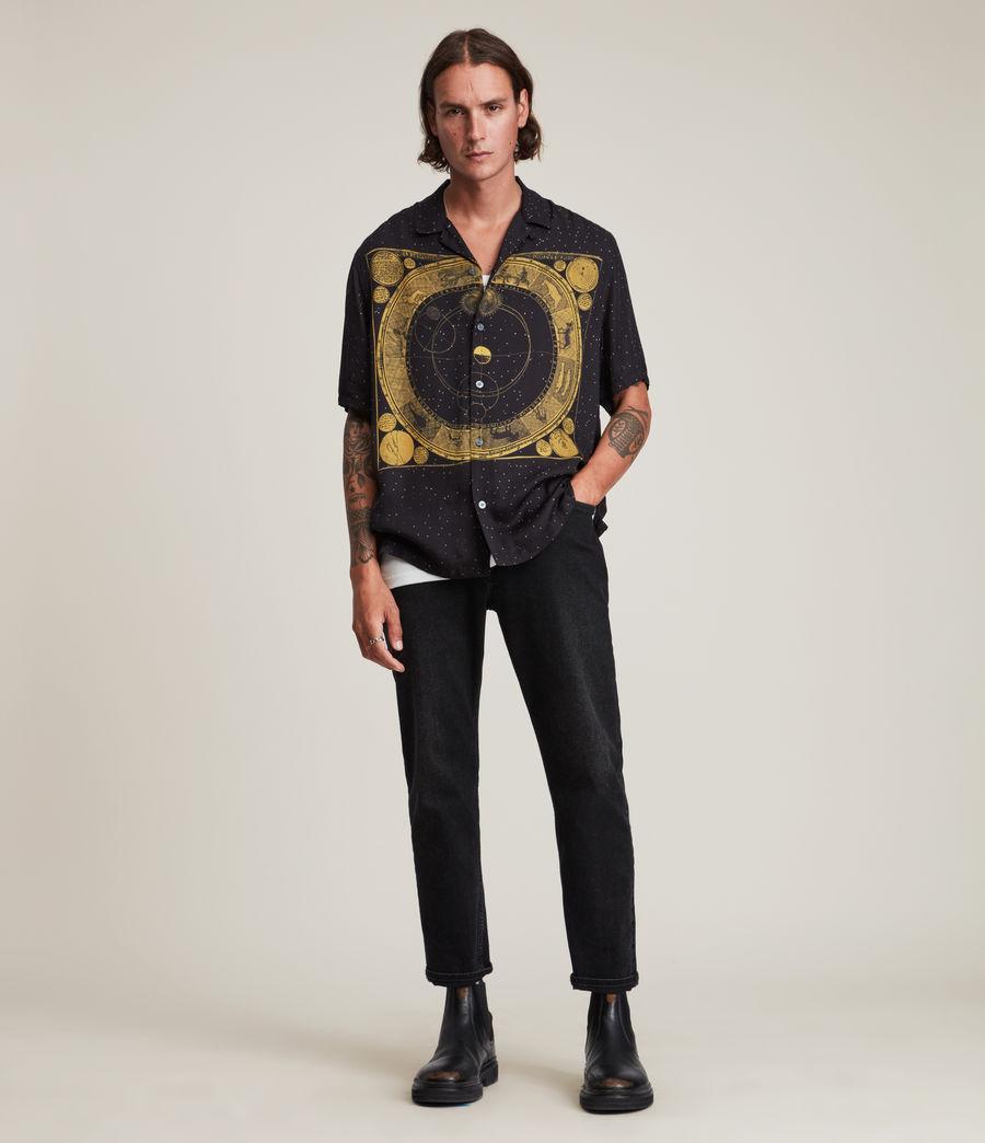 Herren Starchart Shirt (black) - Image 3