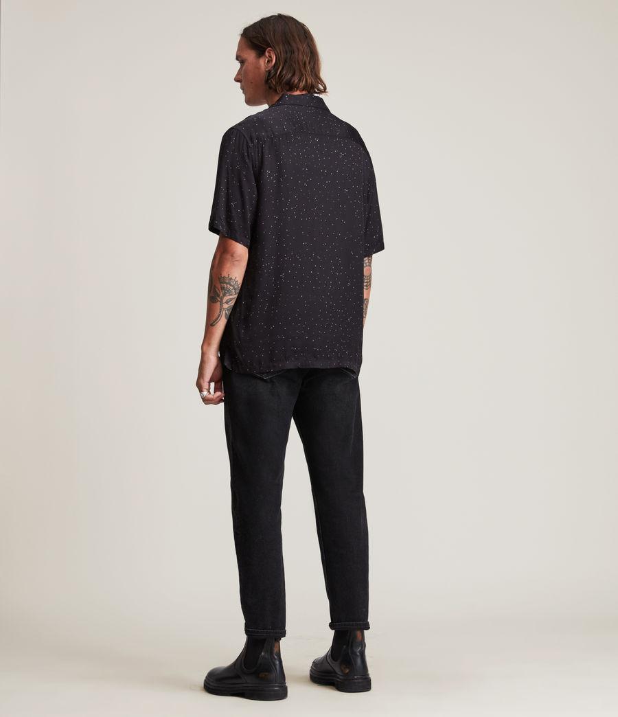 Herren Starchart Shirt (black) - Image 4