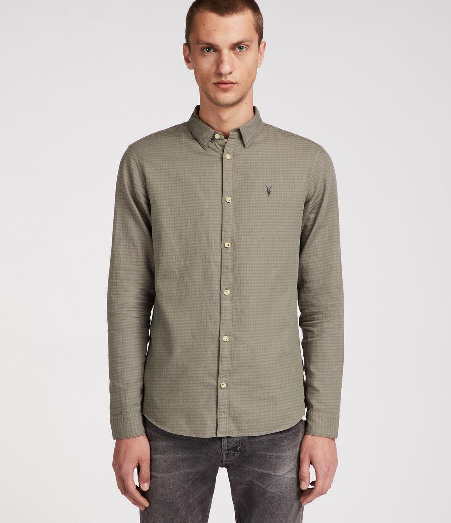 Mens Sanborn Shirt (khaki) - Image 1