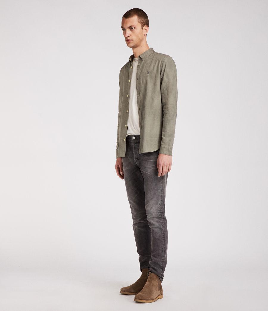Mens Sanborn Shirt (khaki) - Image 2