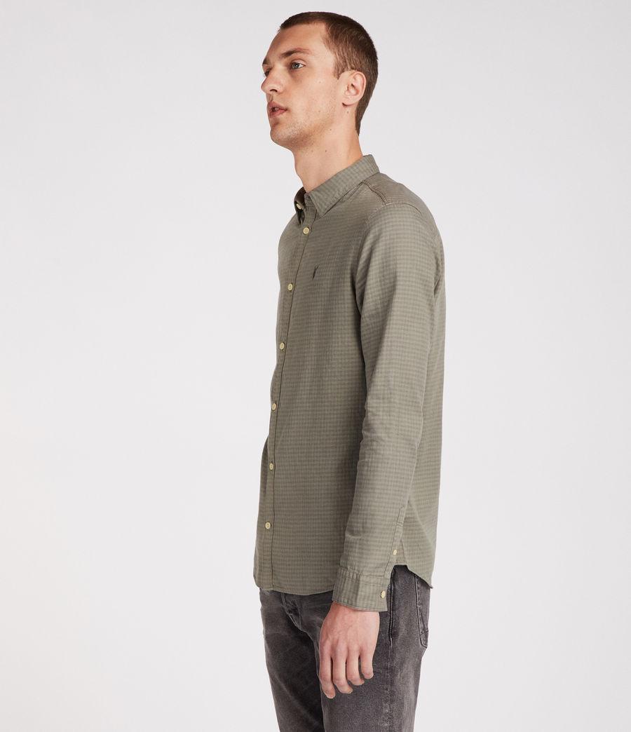 Mens Sanborn Shirt (khaki) - Image 3