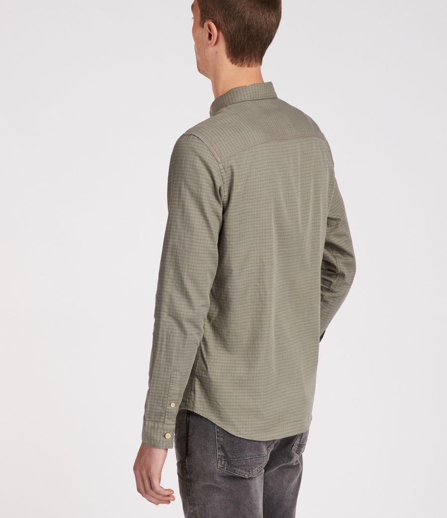 Mens Sanborn Shirt (khaki) - Image 4