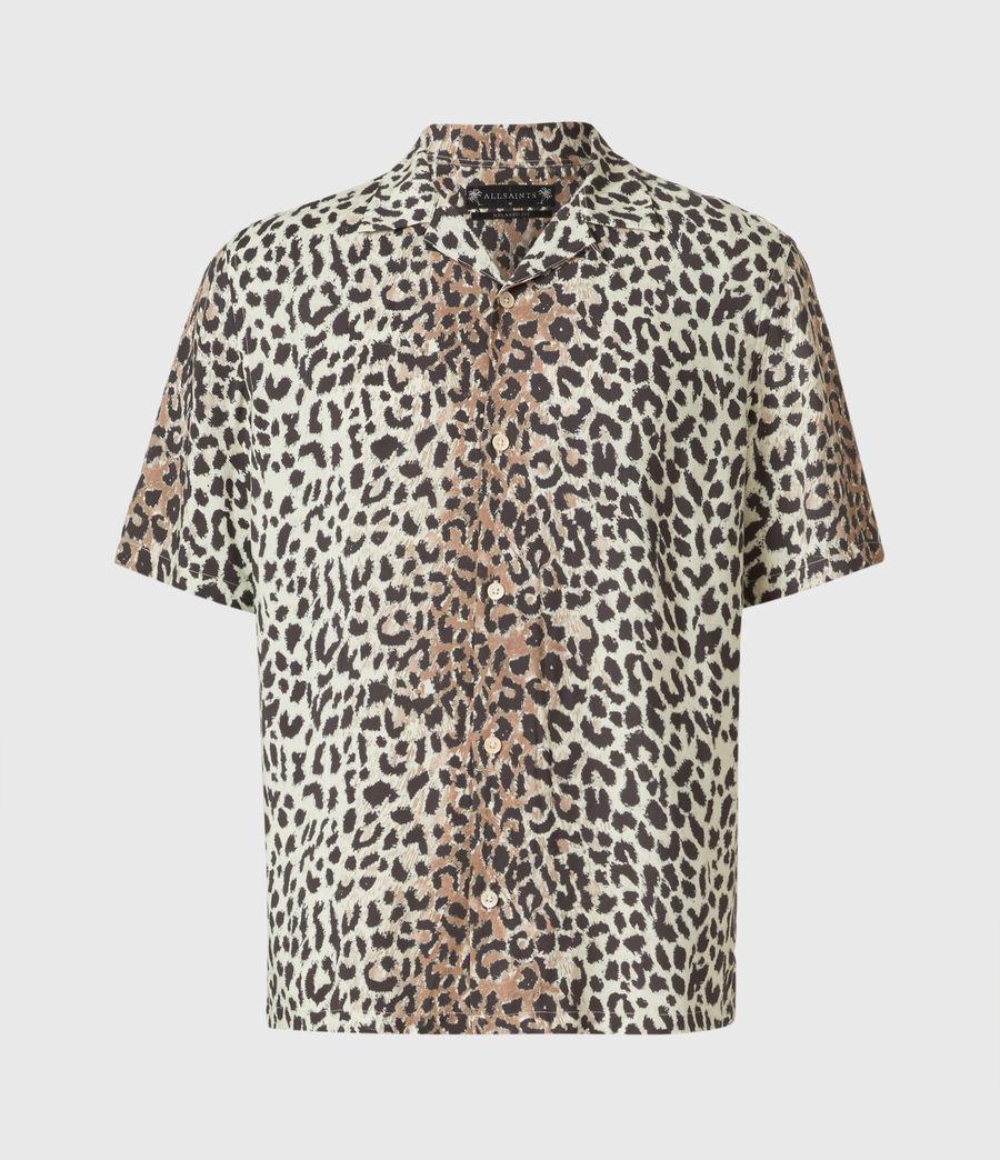 Men's Reserve Shirt (ecru) - Image 2