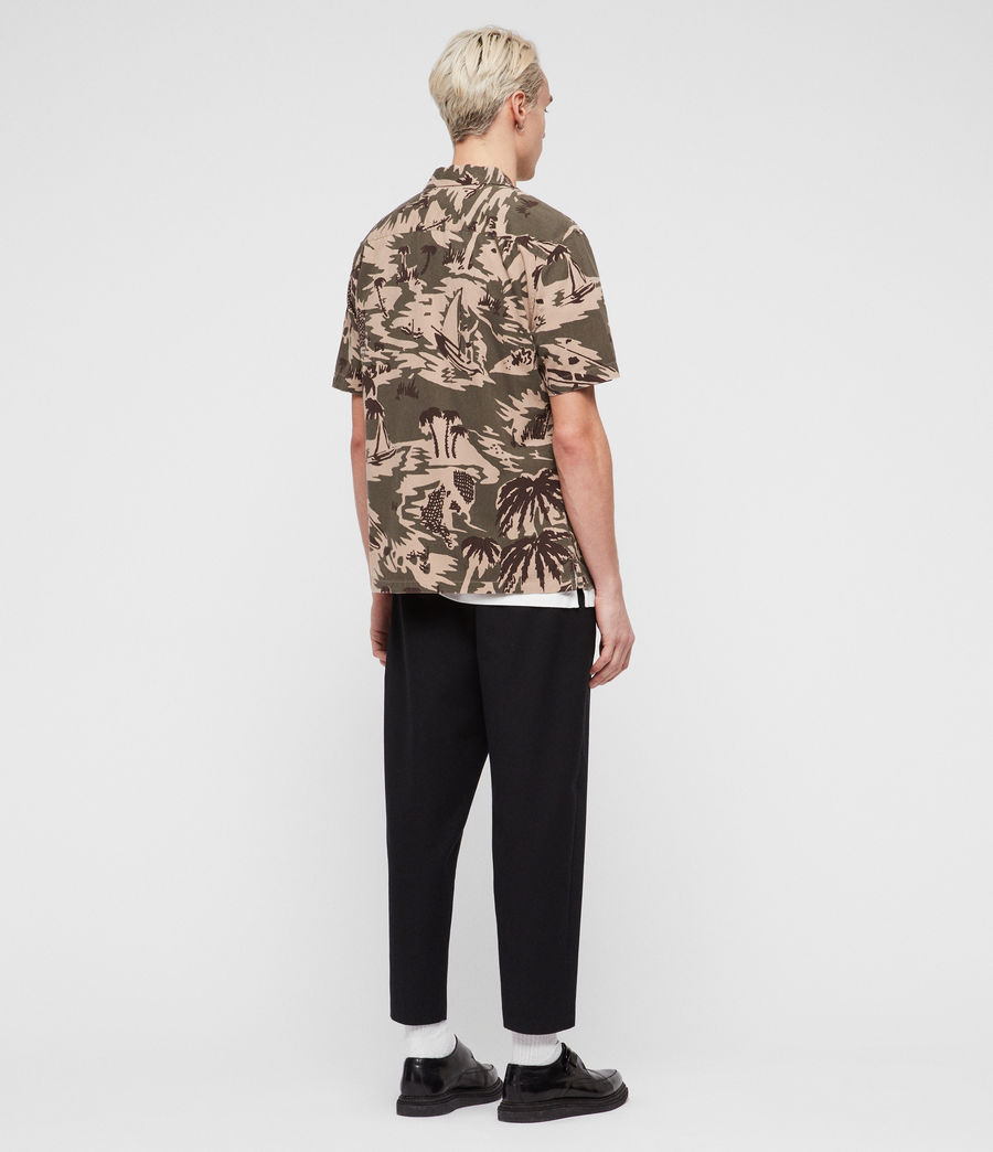 Men's Chindit Shirt (barley_taupe) - Image 5