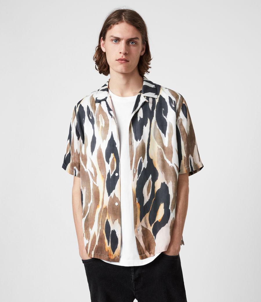 Men's Fuego Shirt (off_white) - Image 1