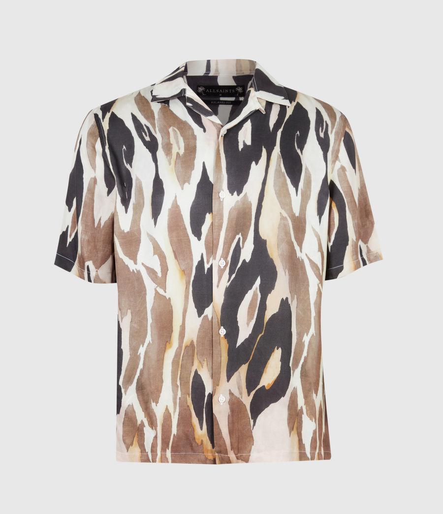 Men's Fuego Shirt (off_white) - Image 2