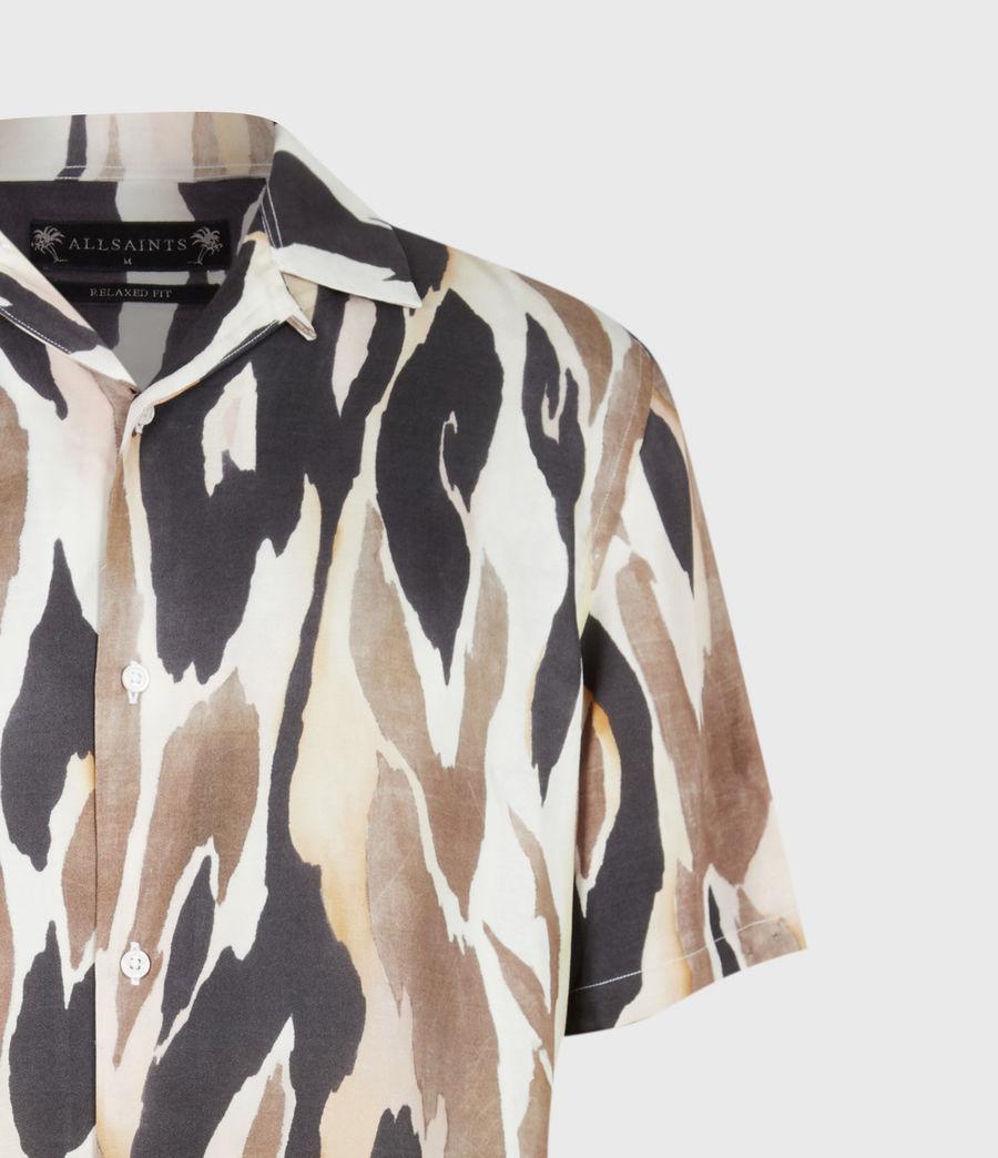 Men's Fuego Shirt (off_white) - Image 5