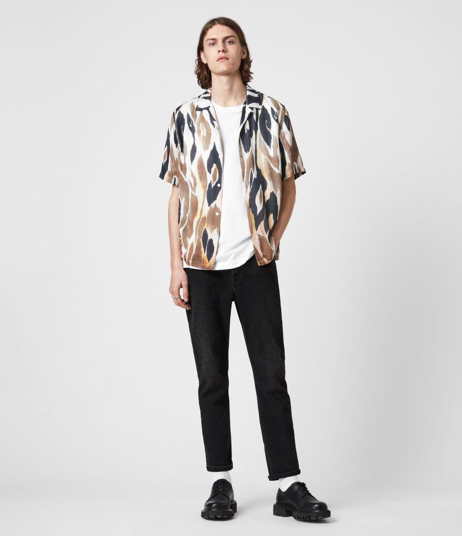 Men's Fuego Shirt (off_white) - Image 6