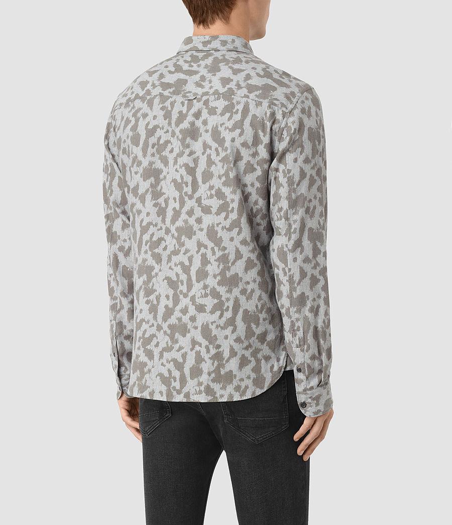 Hombre Montaud Shirt (light_grey_marl) - Image 3