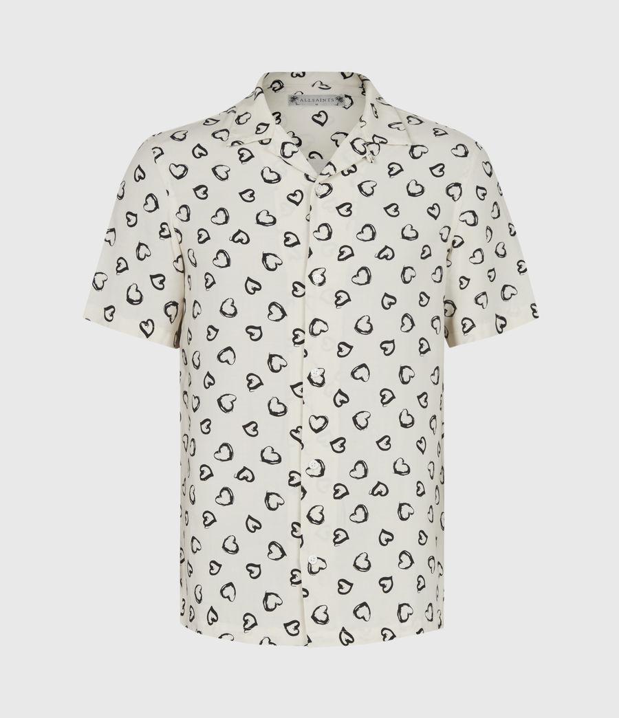 Herren Romanza Shirt (ecru) - Image 2