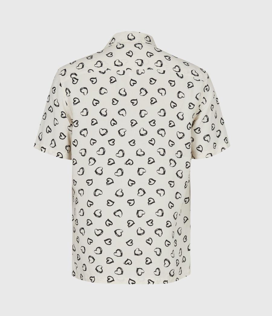 Herren Romanza Shirt (ecru) - Image 3