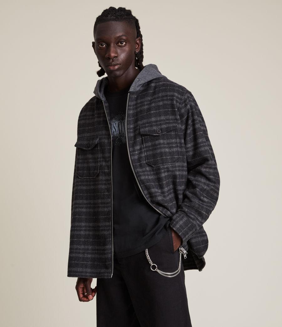 Mens Windridge Jacket (black) - Image 2