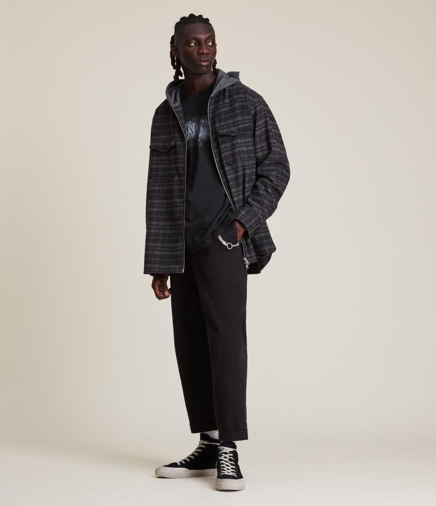 Mens Windridge Jacket (black) - Image 3