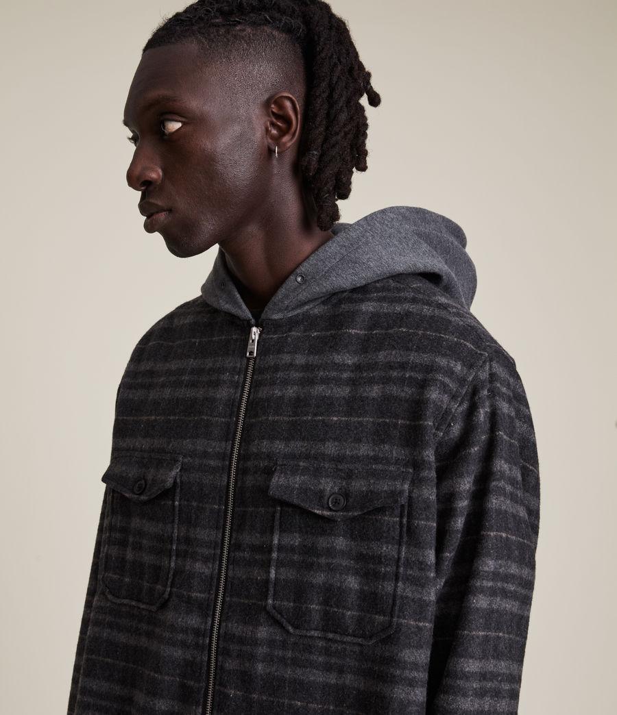 Mens Windridge Jacket (black) - Image 4