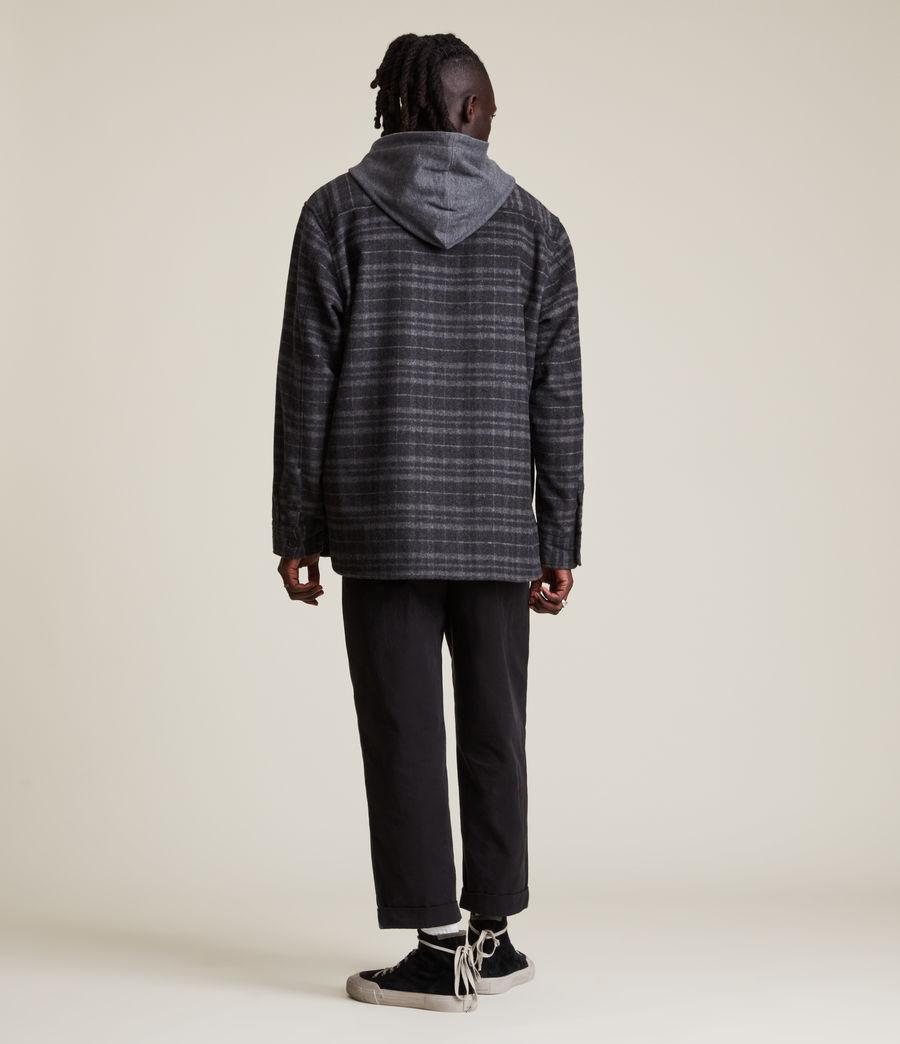 Mens Windridge Jacket (black) - Image 5